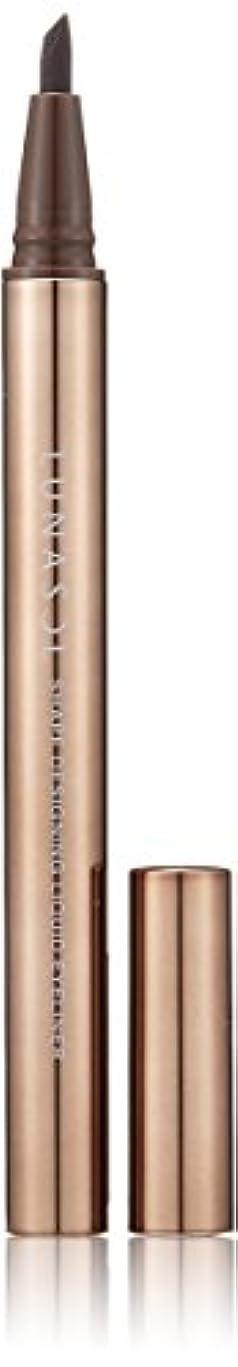 生息地シャッフル誘導ルナソル シェイプデザイニングリクイドアイライナー02 Deep Brown アイライナー [並行輸入品]