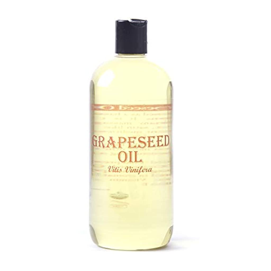 かけるくびれた派手Mystic Moments | Grapeseed Carrier Oil - 500ml - 100% Pure