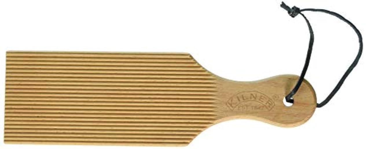 ピービッシュひねくれたスキップKilner Butter Paddles, Set 2