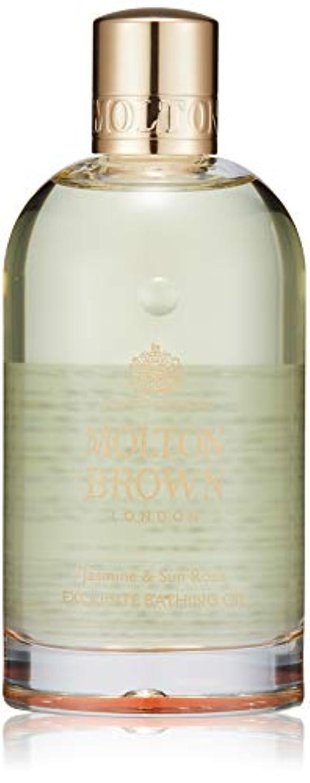 挽く文言タップMOLTON BROWN(モルトンブラウン) ジャスミン&サンローズ コレクション J&SR ベージングオイル