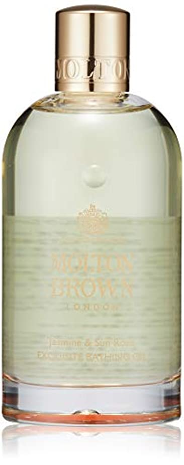 ラフレジデンス温室MOLTON BROWN(モルトンブラウン) ジャスミン&サンローズ コレクション J&SR ベージングオイル