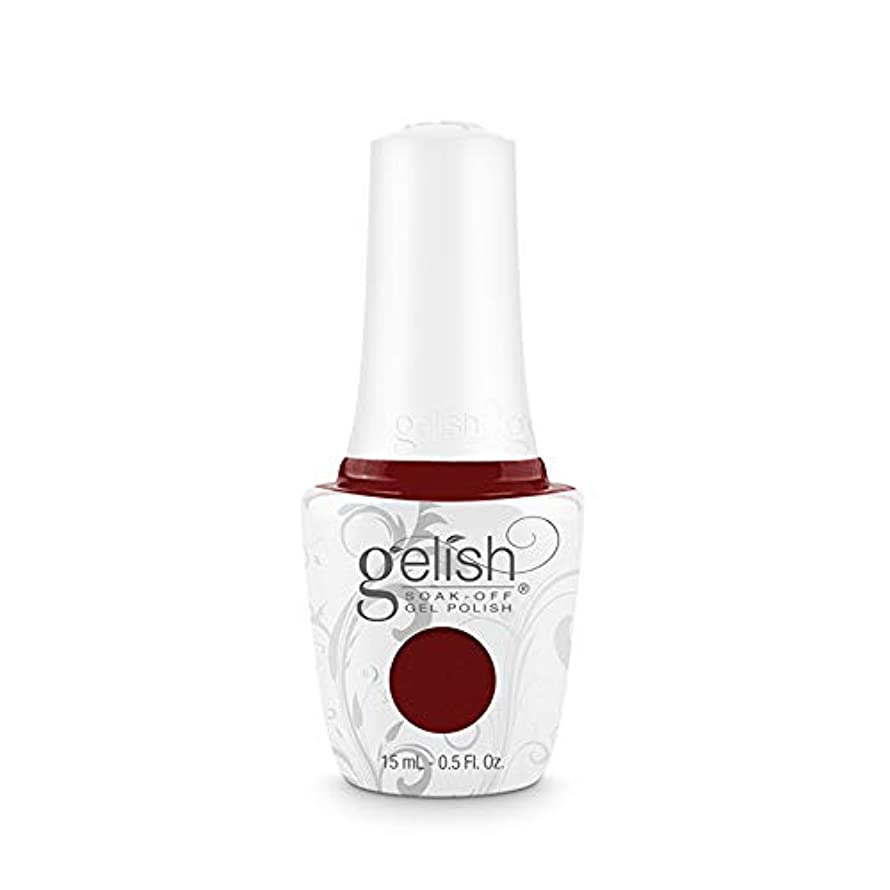 セメントブランチ制裁Harmony Gelish Gel Polish - 2017 Matadora - All Tango-d Up - 0.5oz / 15ml