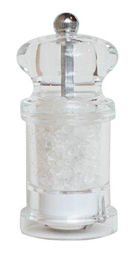 岩塩専用ミルラウンドシェイプS ダイヤモンドソルト 40g