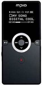 MPIO MP3メモリープレーヤー FY800-1GB スリムボディーでSD対応モデル