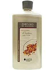ランプベルジェオイル(琥珀)Poussière d'Ambre / Amber Powder