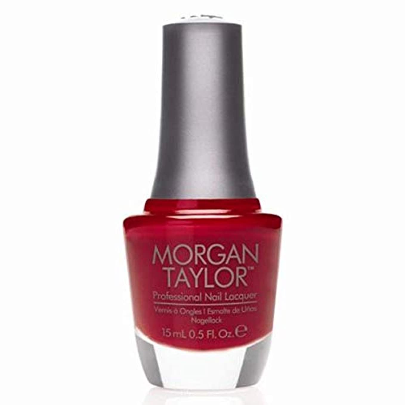 お誕生日阻害するアノイMorgan Taylor - Professional Nail Lacquer - Man of the Moment- 15 mL/0.5oz