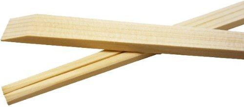 【国産間伐材割り箸】天削げ箸8寸 裸箸(1000膳入ケース)