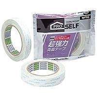 ニトムズ 超強力両面テープ PP・PE用 20mm×20m J0990 1巻 ×5セット