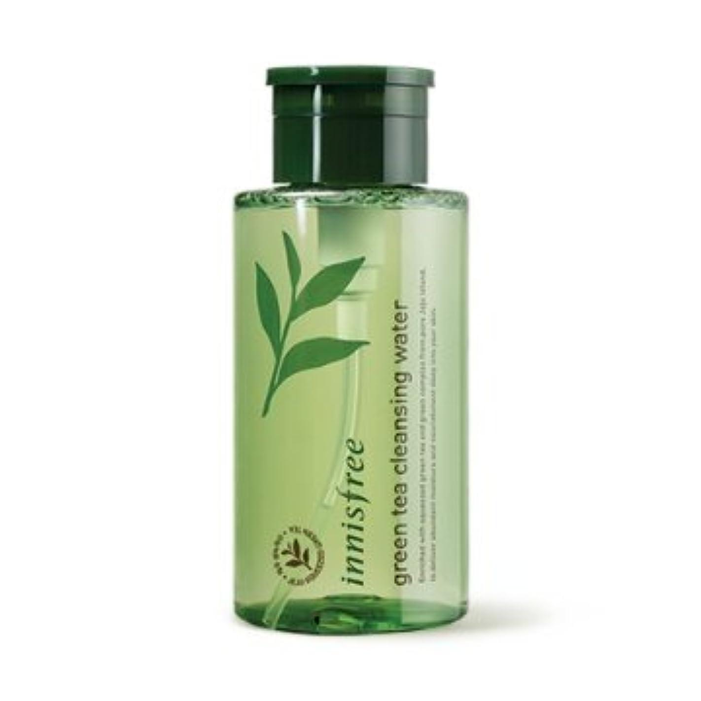 マインドフルメイド落胆した【イニスフリー】Innisfree green tea cleansing water - 300ml(300ml (韓国直送品) (SHOPPINGINSTAGRAM)