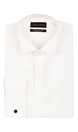 オールシーズン用 【イカ胸仕様】ウイングカラードレスシャツ WAF0005 クリスチャン オラーニ