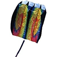 In the Breeze Tie Dye Black 7.5 Air Foil Kite おもちゃ [並行輸入品]