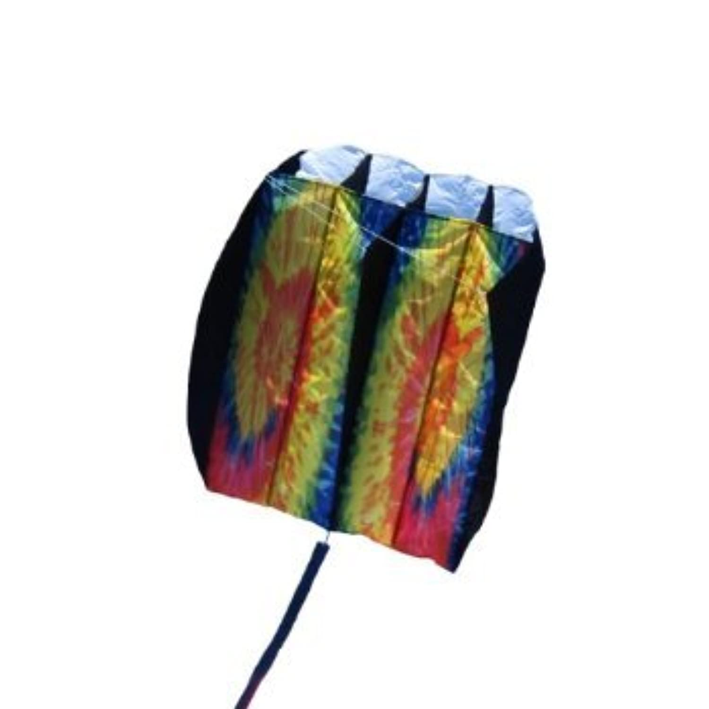 In the Breeze Tie Dye Black 7.5 Air Foil Kite おもちゃ [並行輸入品]