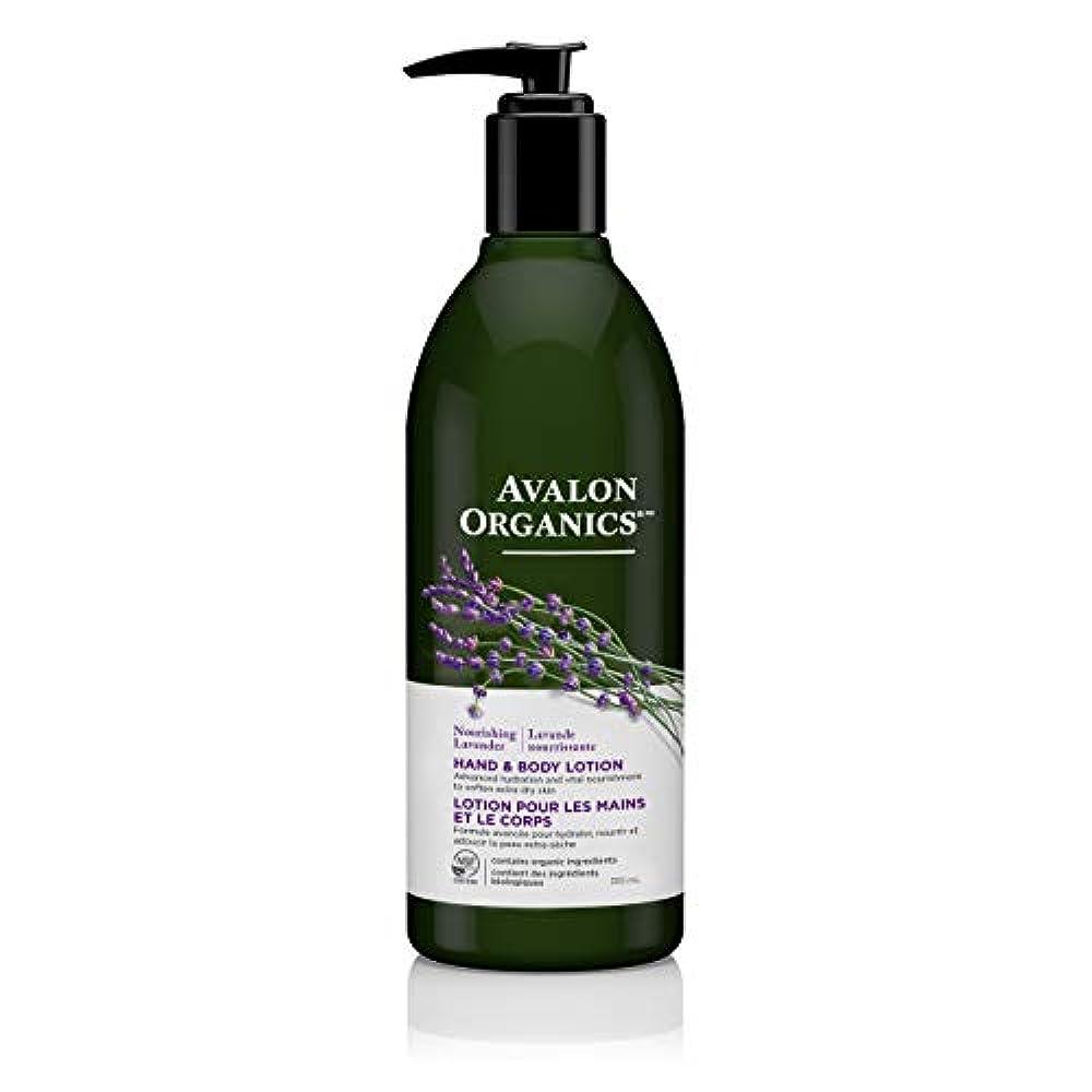 懐広がり笑いAvalon Lavender Hand & Body Lotion 360 ml (並行輸入品)