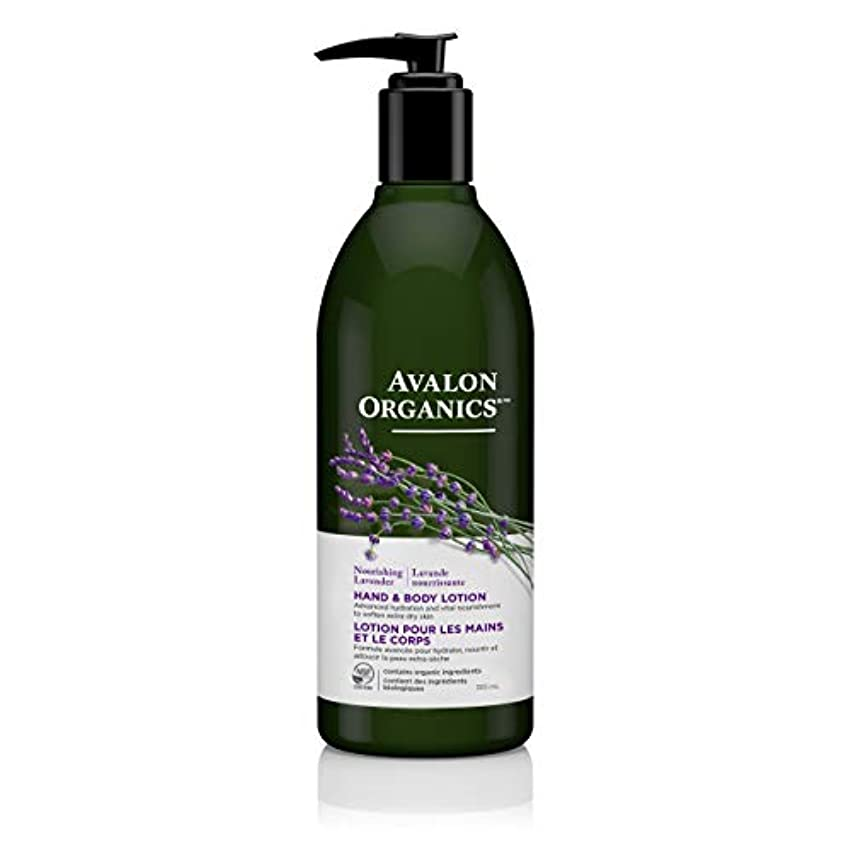 偶然のシフトペンダントAvalon Lavender Hand & Body Lotion 360 ml (並行輸入品)