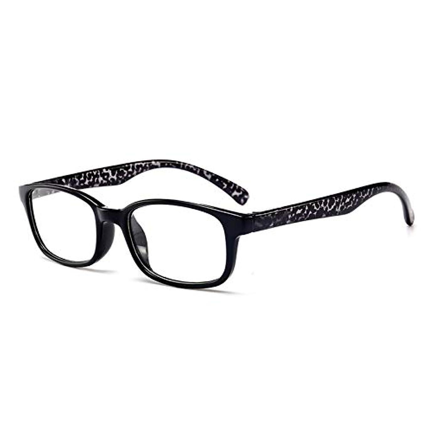 保護する背が高い立派なT980老眼鏡ジオプター+1.0?+4.0女性男性フルフレームラウンドレンズ老視メガネ超軽量抗疲労-ホワイト150