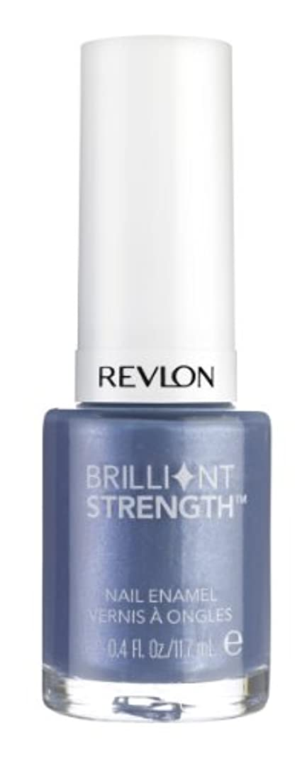 とティーム受け継ぐ渦REVLON BRILLIANT STRENGTH NAIL ENAMEL #030 INTRIGUE