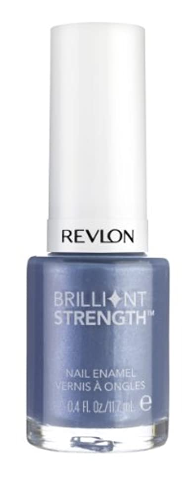 マーキー作り上げる東REVLON BRILLIANT STRENGTH NAIL ENAMEL #030 INTRIGUE