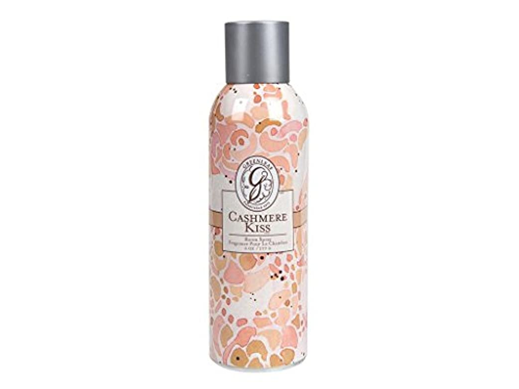 ご予約連想圧力GREENLEAF ROOM SPRAY CASHMERE KISS