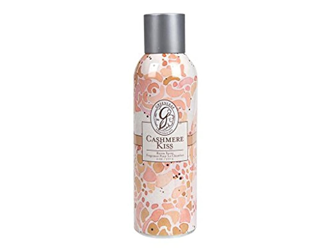 修道院システム寓話GREENLEAF ROOM SPRAY CASHMERE KISS