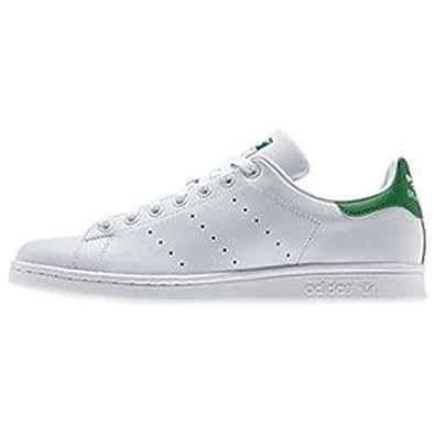 (アディダス) adidas STAN SMITH スタンスミス M20324 M20325 M20327 ホワイト/グリーン 22.0cm
