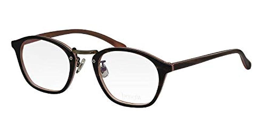 チャップガチョウポップ鯖江ワークス(SABAE WORKS) 老眼鏡 ウェリントン おしゃれ 鼻あて付き Pansy1 +2.00