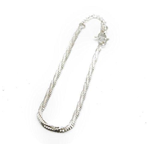 [해외]Heartfulst 발목 주름진 간단한 로프 여성 캐주얼 선물/Heartfulst anklet bellows simple rope ladies casual gift