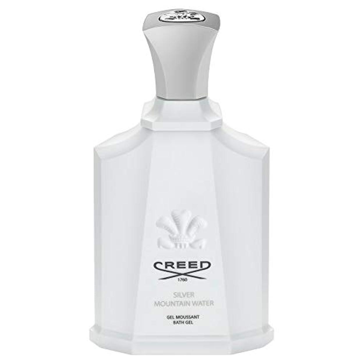 天気春永久に[Creed ] 信条銀山の水シャワージェル200Ml - CREED Silver Mountain Water Shower Gel 200ml [並行輸入品]