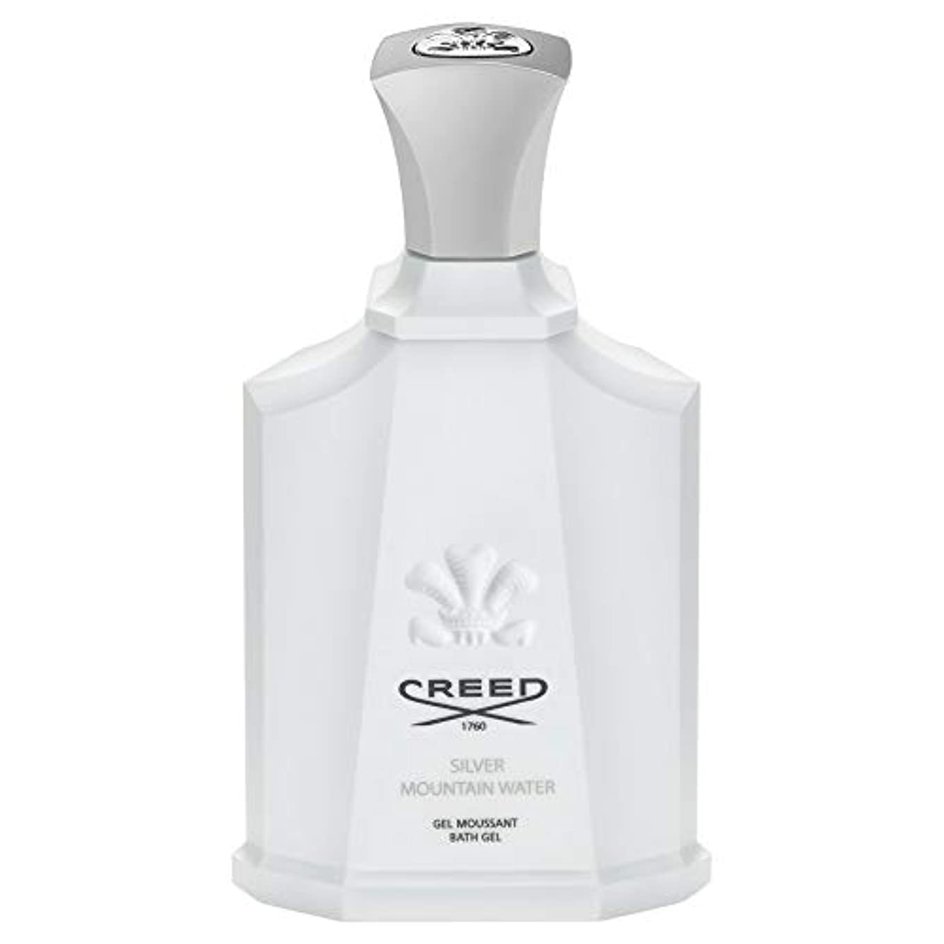 気付くアジャ抽出[Creed ] 信条銀山の水シャワージェル200Ml - CREED Silver Mountain Water Shower Gel 200ml [並行輸入品]