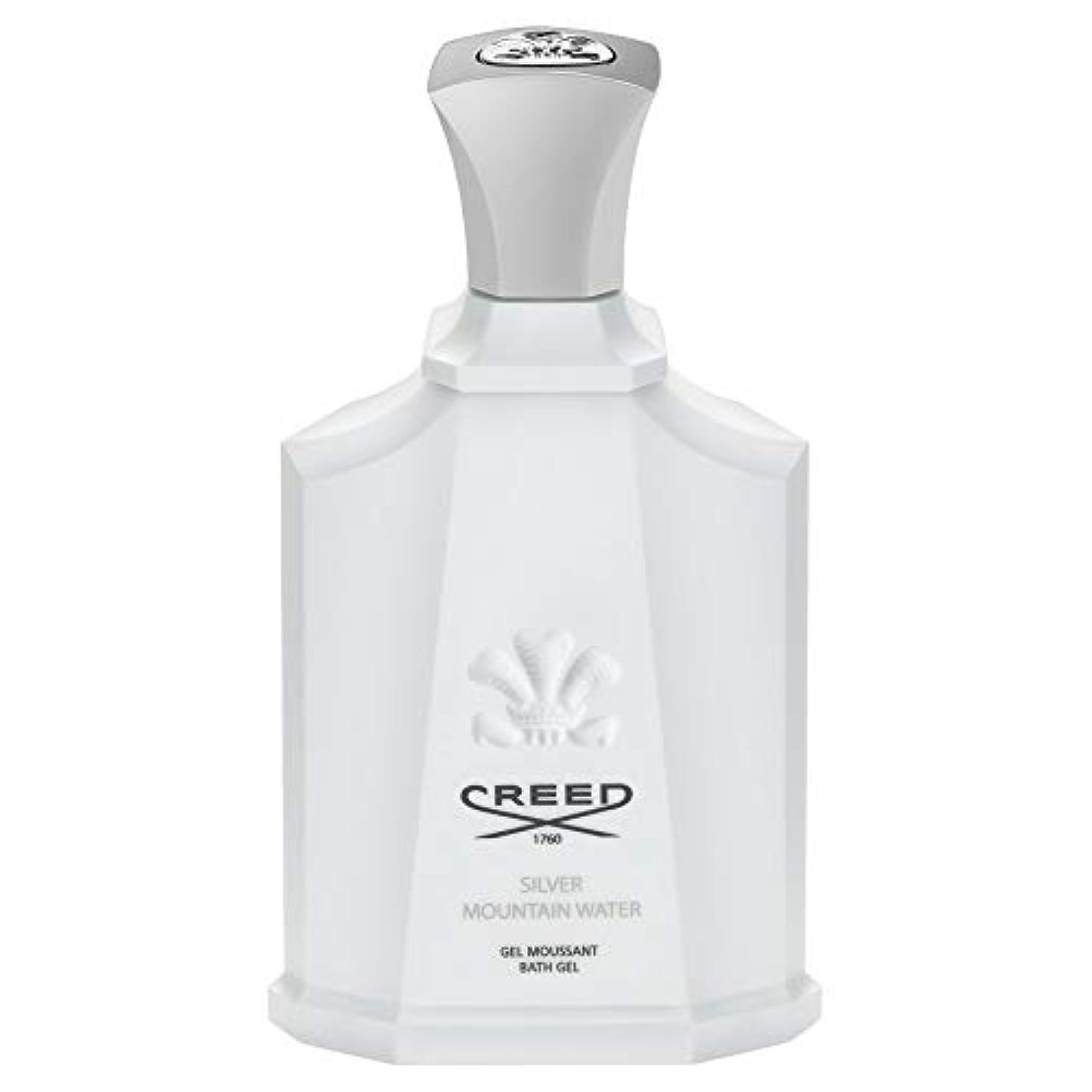 神経衰弱資本主義卒業記念アルバム[Creed ] 信条銀山の水シャワージェル200Ml - CREED Silver Mountain Water Shower Gel 200ml [並行輸入品]