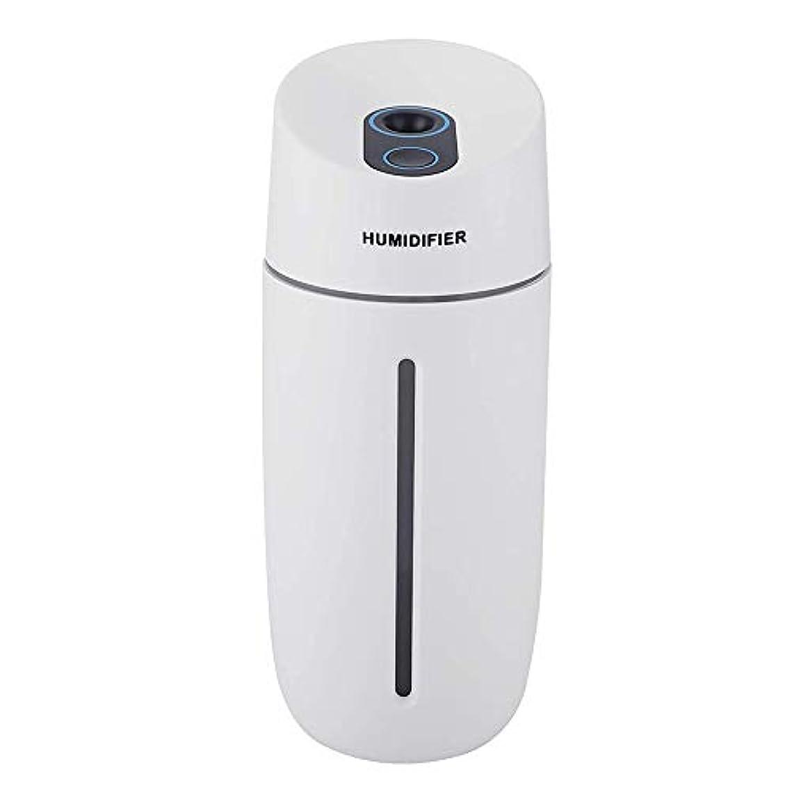 あたたかい肉モディッシュ卓上加湿器 LEDライト USB給電式 250ml 超静音 花粉 乾燥防止 空気浄化機 持ち運び便利 車載 オフィス 家庭用 加湿器 空気清浄機 ミュート 空焚き防止 自動停止