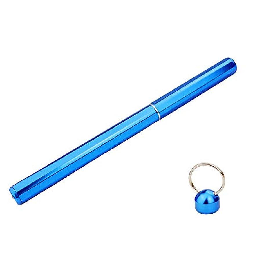 宿分析する共同選択BTXXYJP 釣りロッド 耐久性 携帯型 伸縮可能 釣り竿 コンパクト 釣り具 フィッシングロッド (Color : E ブルー, Size : 1.4m)
