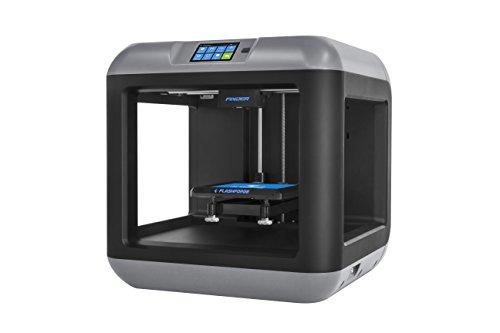 FLASHFORGE(フラッシュフォージ) 3Dプリンター Finder(ファインダー) PLA1リール付き (グレー)