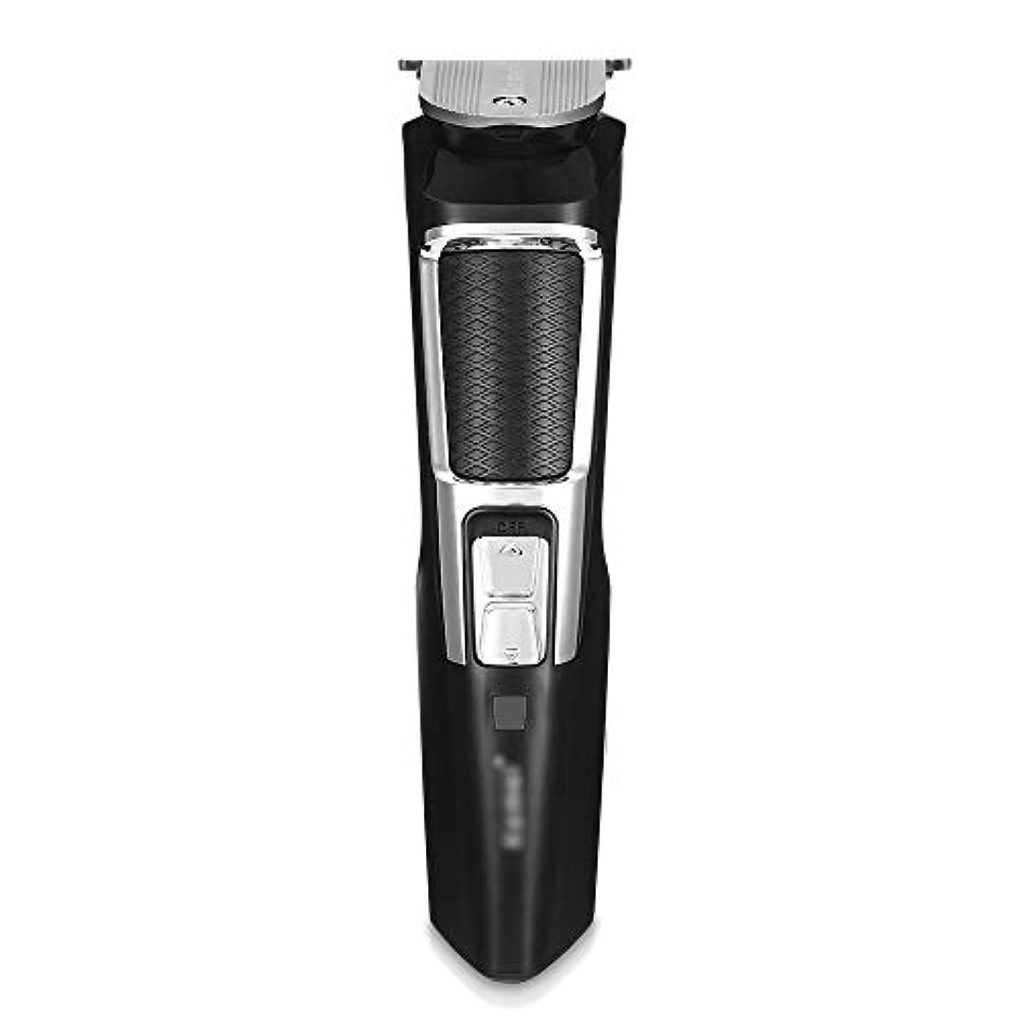 ライター既にフォージWAKABAFK ダブルカッターかみそりハイパワーモーター電動バリカンヘアトリマー防水バリカン用男性ベビーヘアカッティングマシンバベルツール