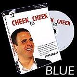 ◆手品?マジック◆Cheek to Cheek (Blue) by Oz Pearlman◆SM947