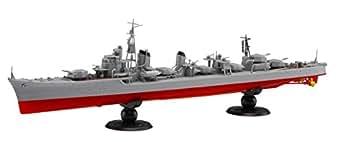 フジミ模型 1/350 艦NEXT 日本海軍駆逐艦 島風 色分け済み プラモデル