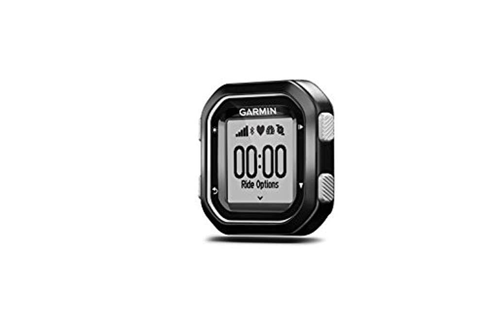 テスピアン感情後GARMIN(ガーミン) Edge (エッジ) 25 GPS 自転車用 コンピュータ ケイデンスセンサー付き ブラック [並行輸入品]