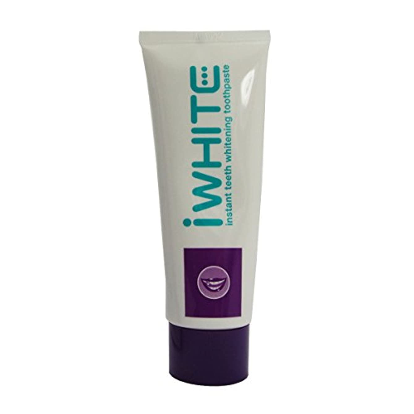 マウント捧げる格納Iwhite Whitening Toothpaste 75ml [並行輸入品]