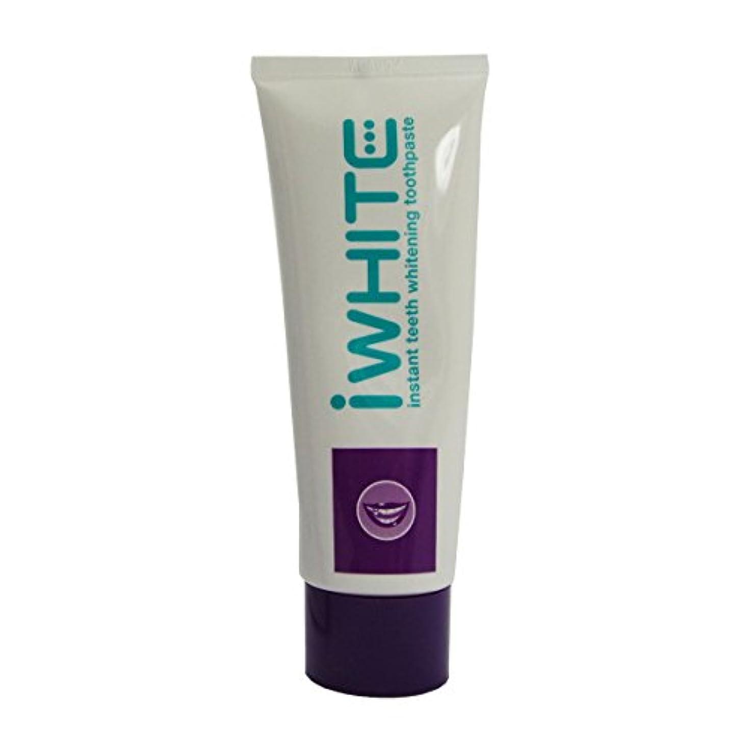 かき混ぜる水差し脚Iwhite Whitening Toothpaste 75ml [並行輸入品]