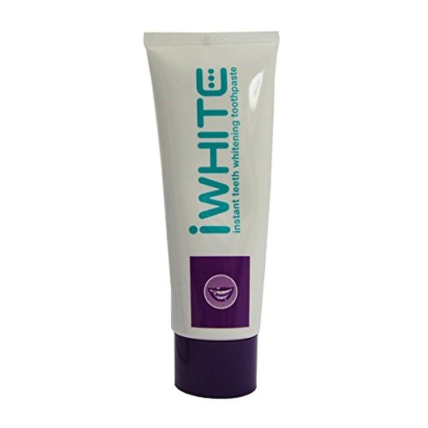 宙返り受け継ぐ制約Iwhite Whitening Toothpaste 75ml [並行輸入品]