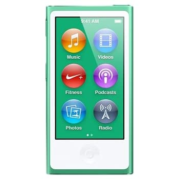 Apple iPod nano 16GB グリーン MD478J/A <第7世代>