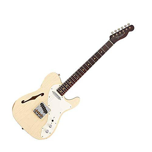 Fender Limited Edition '50s Thinline Tele Relic Vintage Blonde エレキギター