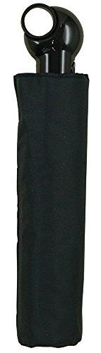 Knirps 折りたたみ傘 ワンタッチ自動開閉式 【正規輸入品】 FLOYD Duomatic ブラック KNF806-100
