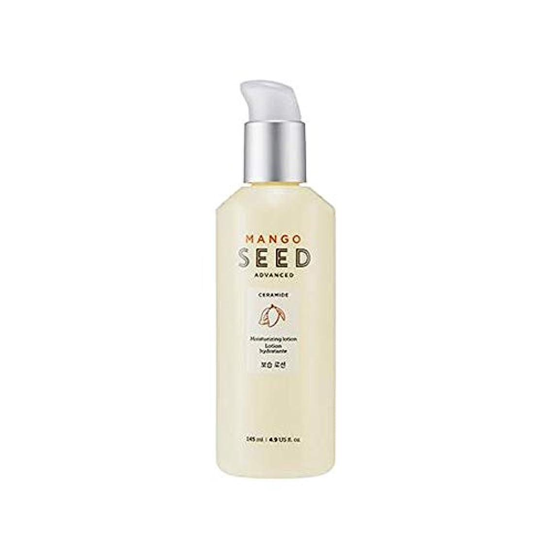 鉛筆柔らかさ掃く[ザ?フェイスショップ] THE FACE SHOP マンゴシード保湿ローション(145ml) The Face Shop Mango Seed Moisturizing Lotion(145ml) [海外直送品]