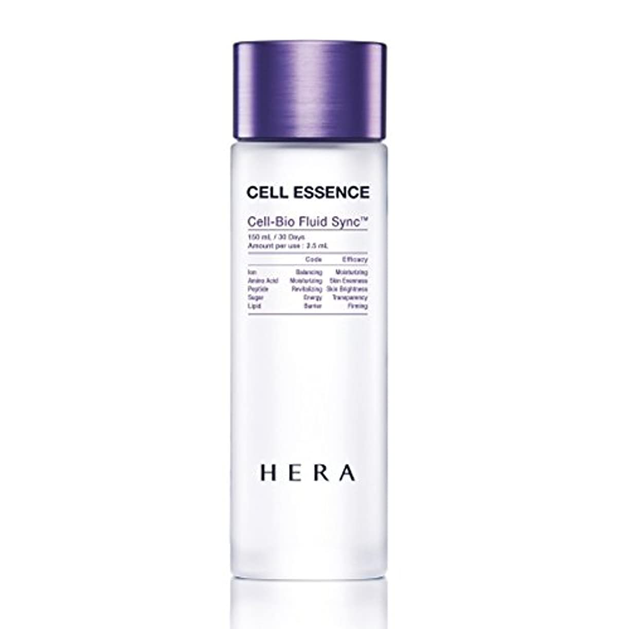 寛大さ教育するしっとり[ヘラ/HERA]HERA CELL ESSENCE/ヘラ セル エッセンス 150ml【美容液】(海外直送品)
