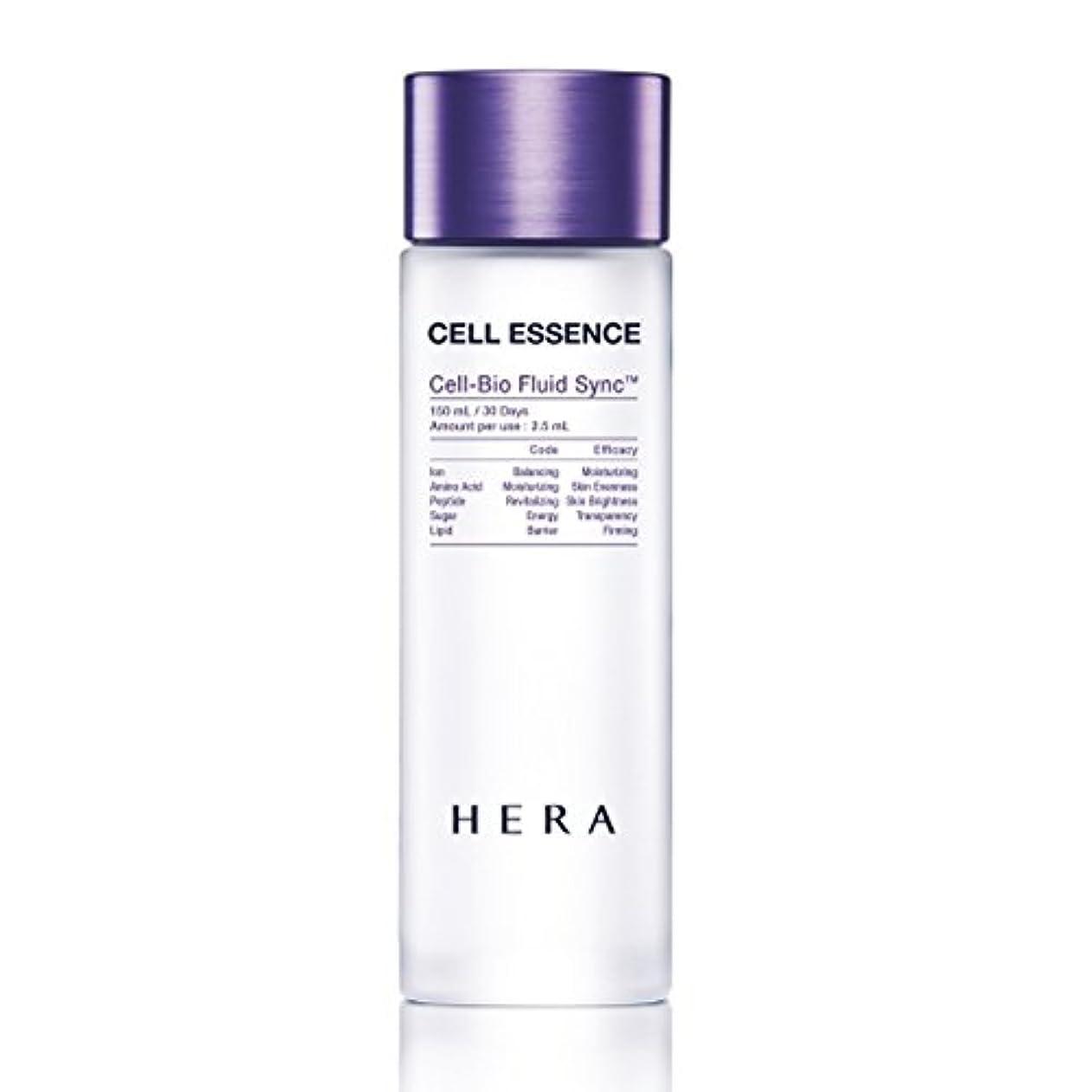 祖母日付建物[ヘラ/HERA]HERA CELL ESSENCE/ヘラ セル エッセンス 150ml【美容液】(海外直送品)
