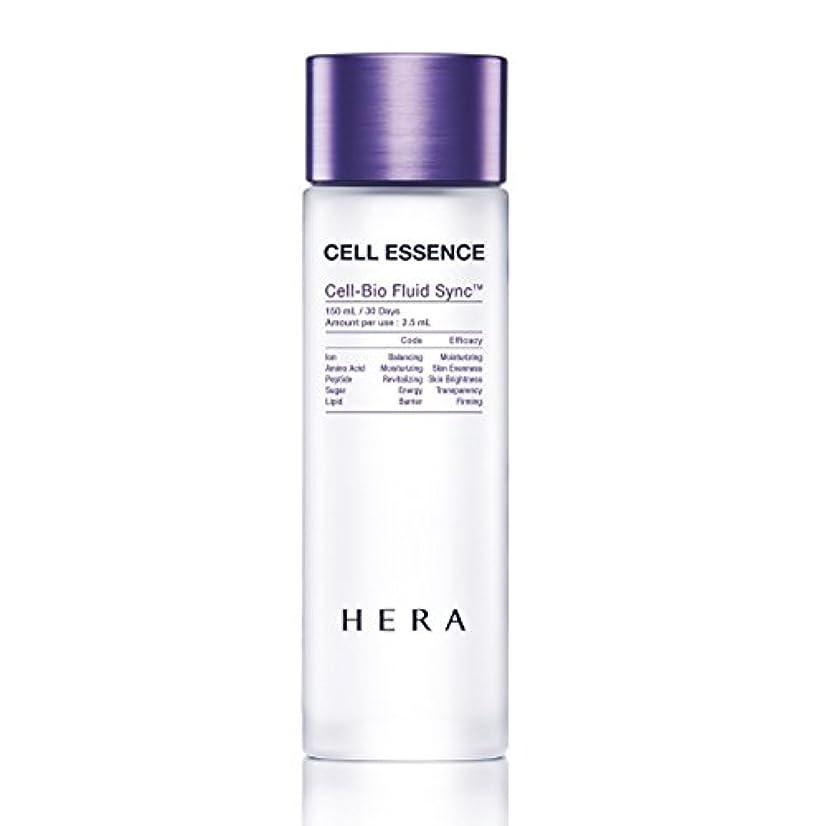 限り塗抹祭り[ヘラ/HERA]HERA CELL ESSENCE/ヘラ セル エッセンス 150ml【美容液】(海外直送品)