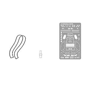 青島文化教材社 1/24 BEEMAX用ディテールアップパーツ No.20 ポルシェ 935 K2用ディテールアップパーツ プラモデル用パーツ