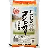【玄米】 滋賀県産 コシヒカリ 5kg 平成28年産 新米 生産者限定:井口農園