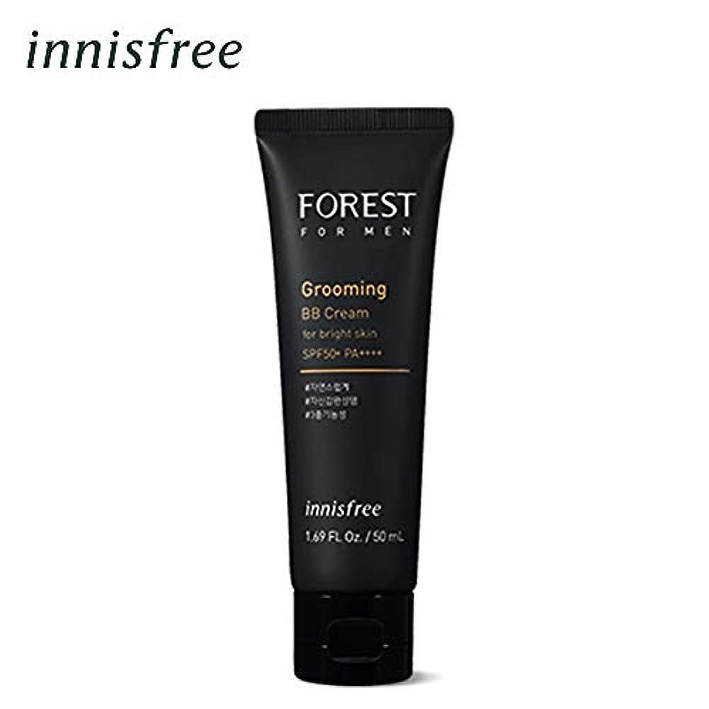 フロント控えめなディスコ[Innisfree] フォレストフォーメン グルーミングBBクリーム 1番 明るい肌用 SPF50+PA++++ 50ml koreacosmetic(forest for men grooming BBcream No...