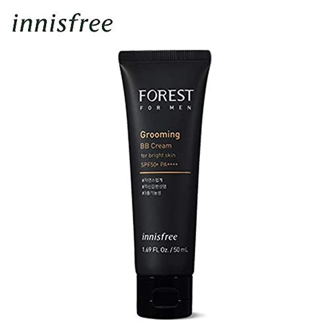 ここに嵐コンベンション[Innisfree] フォレストフォーメン グルーミングBBクリーム 1番 明るい肌用 SPF50+PA++++ 50ml koreacosmetic(forest for men grooming BBcream No...